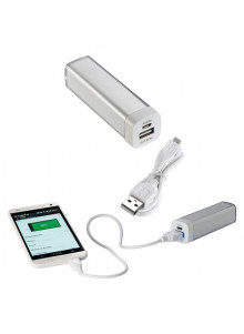 objet publicitaire - promenoch - Power Bank 2200 mAh Malibu  - Power Bank