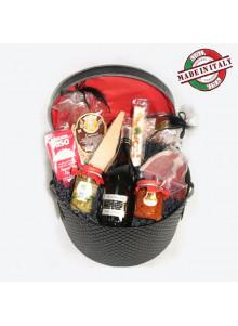 objet publicitaire - promenoch - Fantasia Di Sapori Italiani 9 Pcs  - Panier Gourmand