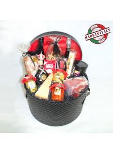 objet publicitaire - promenoch - Fantasia Di Sapori Italiani 14 Pcs  - Panier Gourmand