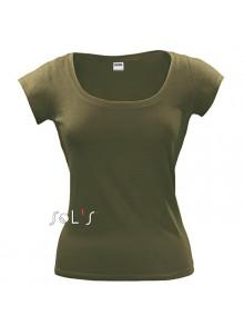objet publicitaire - promenoch - T-shirt Melrose  - Tee-shirt Personnalisé