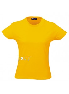 objet publicitaire - promenoch - Tee-shirt Miss  - Tee-shirt Personnalisé