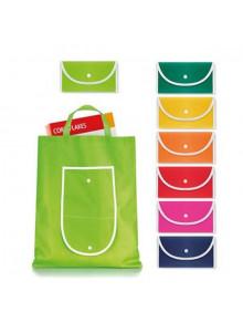 objet publicitaire - promenoch - Sac Pliable publicitaire  - Sacs Shopping Publicitaire