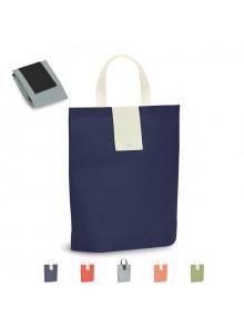 objet publicitaire - promenoch - Sac Shopping Pliable publicitaire  - Sacs Shopping Publicitaire