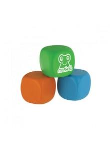objet publicitaire - promenoch - Dé Anti Stress  - Balles anti-stress