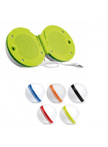 objet publicitaire - promenoch - Haut-parleur Boulle  - Accessoires Smartphone