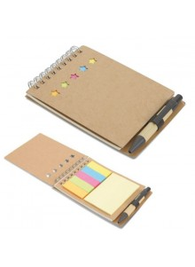 Carnet Post It Book