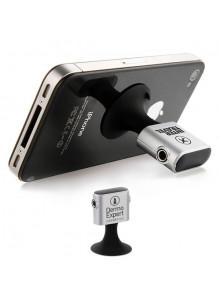 objet publicitaire - promenoch - Support Smartphone Duplicateur Jack  - Accessoires Smartphone