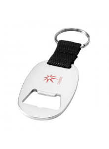 objet publicitaire - promenoch - Porte-clés Ouvre-bouteille  - Porte-clés Publicitaire