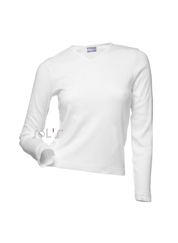 objet publicitaire - promenoch - T-shirt Amy  - Tee-shirt Personnalisé