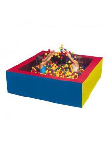 objet publicitaire - promenoch - Piscine à balles  - Crèche collectivité petite enfance
