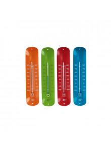 objet publicitaire - promenoch - Thermomètre métal laqué  - Accueil
