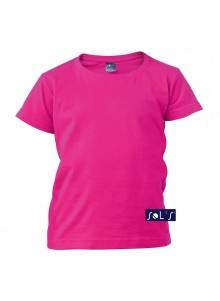 Tee-shirt Cherry Fille