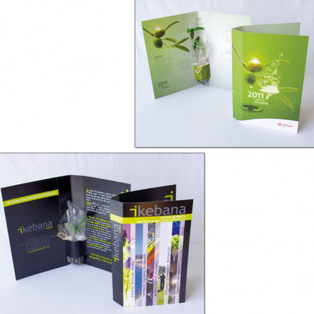 La Plante postale personnalisée