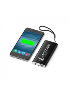 objet publicitaire - promenoch - Batterie USB d'urgence  - Accueil