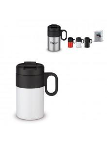objet publicitaire - promenoch - Mug thermos 250 ml personnalisé  - Accueil