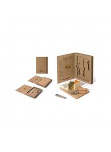 objet publicitaire - promenoch - Set à vin et fromage personnalisé  - Accueil