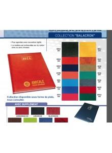 objet publicitaire - promenoch - Agendas france personnalisés  - Catalogue