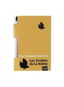objet publicitaire - promenoch - Bloc Notes avec stylo  - Bureautique