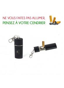 objet publicitaire - promenoch - Cendrier de poche personnalisé  - Nouveautés Promenoch