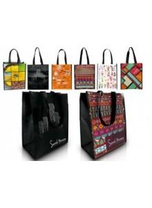 objet publicitaire - promenoch - sac shopping avec décor publicitaire   - Nouveautés Promenoch