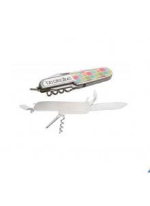 objet publicitaire - promenoch - Couteau en axier inoxydable  - Accueil