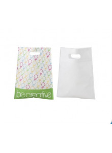 objet publicitaire - promenoch - Sac shopping marquage subli publicitaire  - Accueil