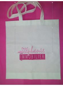 objet publicitaire - promenoch - Tote bag personnalisable  - Accueil