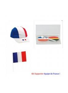 objet publicitaire - promenoch - Kit supporter coupe du monde 2018  - Accueil