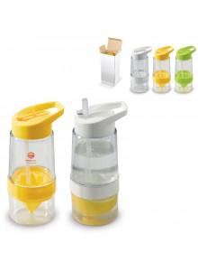 objet publicitaire - promenoch - Bouteille à eau avec presse citron  - Accueil