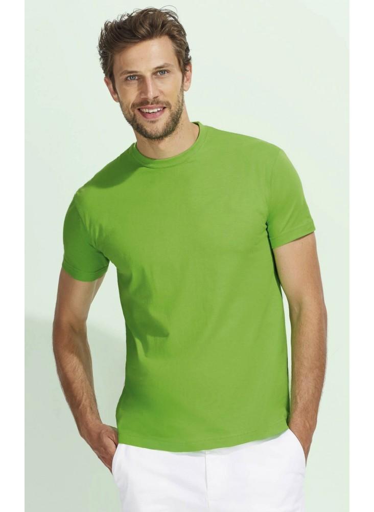 objet publicitaire - promenoch - Tee-shirt Regent  - Tee-shirt Personnalisé