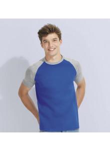 objet publicitaire - promenoch - Tee-shirt Funky Publicitaire  - Tee-shirt Homme M. Courtes