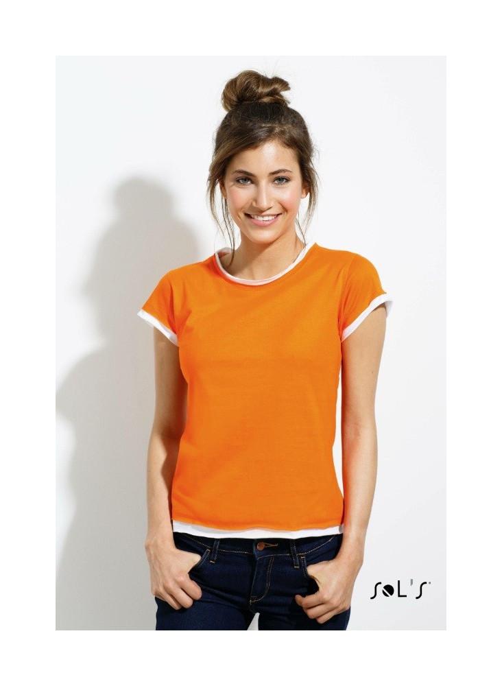objet publicitaire - promenoch - Tee-shirt Moorea  - Accueil