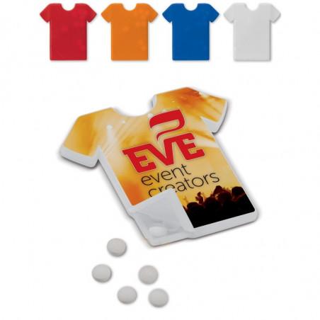 Distributeur de bonbons tee-shirt