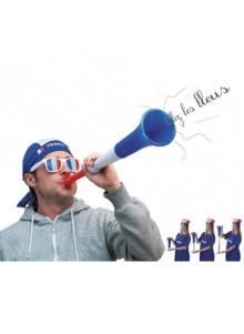 objet publicitaire - promenoch - Trompette porte-voix France  - Accueil