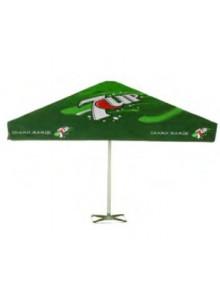 objet publicitaire - promenoch - Parasol 5 x 5 mètres  - Accueil
