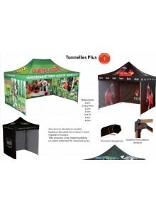 objet publicitaire - promenoch - Tonnelle personnalisable  - Accueil