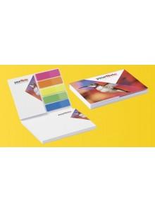 objet publicitaire - promenoch - Bloc-notes 100% personnalisable  - Accueil