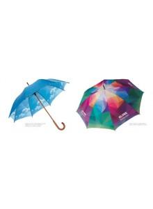 objet publicitaire - promenoch - Parapluie 100% personnalisable  - Accueil
