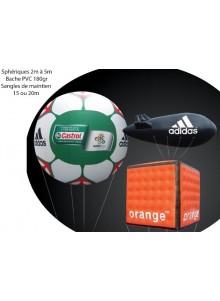 objet publicitaire - promenoch - Ballons statiques et ballons hélium  - Accueil