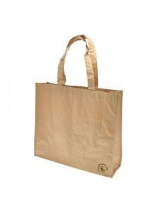 objet publicitaire - promenoch - Sac shopping fibre de bois et coton  - Accueil