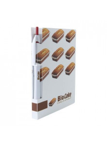 objet publicitaire - promenoch - Bloc Notes  - Accueil
