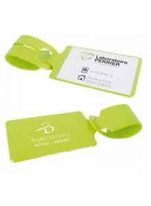 objet publicitaire - promenoch - Etiquette bagage publicitaire  - Accueil