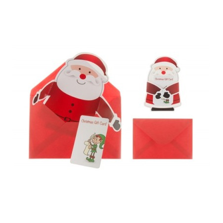 """Poxtal"" Carte de Noël"