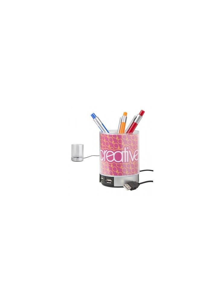 """objet publicitaire - promenoch - """"Tobi"""" pot à crayons  - Accueil"""
