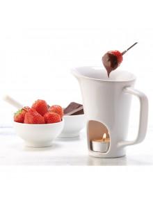 objet publicitaire - promenoch - Fondue au chocolat   - Accueil