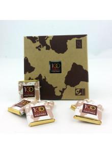 objet publicitaire - promenoch - Etui carton décoré (10 x10cm)  - Accueil