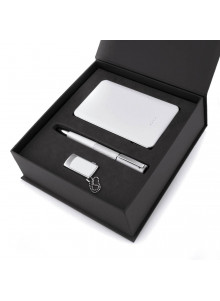 Coffret cadeau power bank