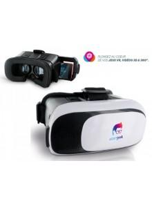 objet publicitaire - promenoch - Casque de réalité virtuelle  - Accueil