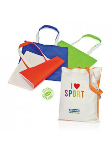 objet publicitaire - promenoch - Sac shopping ACTION hybride  - Accueil