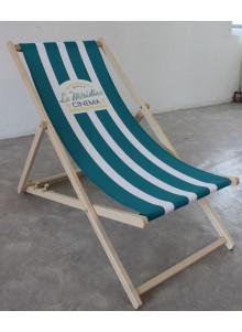 objet publicitaire - promenoch - Chaise transat star  - Accueil